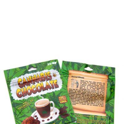 Cannabis chocolat au lait (en poudre)