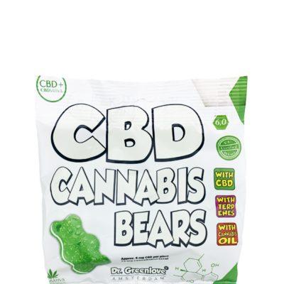 Bonbon goût Cannabis
