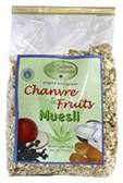 Muesli chanvre et fruits
