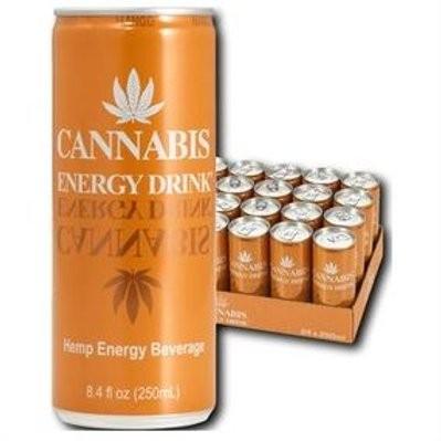 Cannabis energy drink mango alimentaire le cbd france