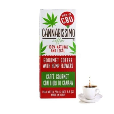 Cannabissimo coffee alimentaire le cbd france