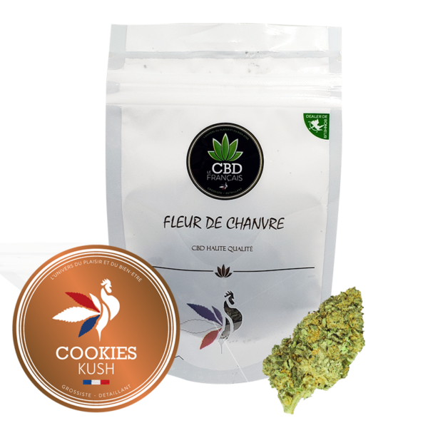 Cookies Kush Consommables CBD France