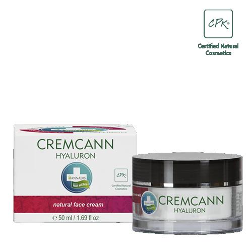 Cremcann Hyaluron parapharmaceutique le cbd france