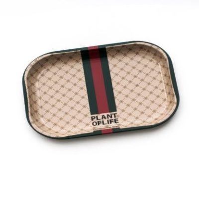 """Plateau - Motif """"Gucci"""" accessoires le cbd france"""