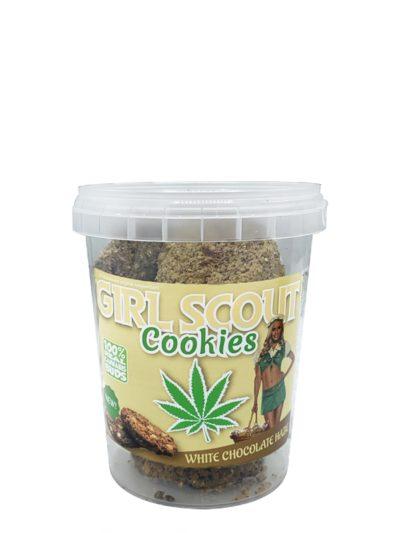 Cookies girls scout - White chocolate haze