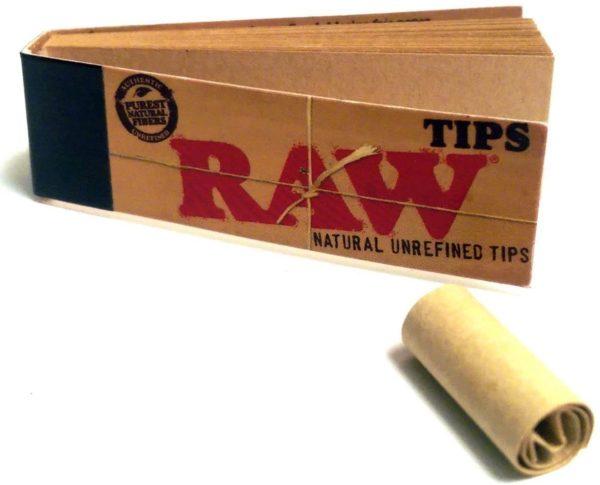 Raw tips carton accessoires le cbd france