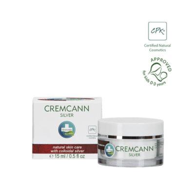 Cremcann silver parapharmaceutique le cbd france