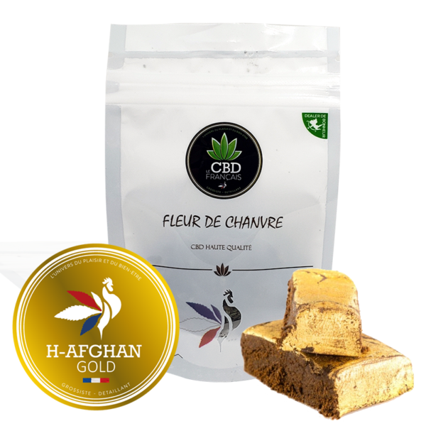 AFGHANGOLD Consommables CBD France