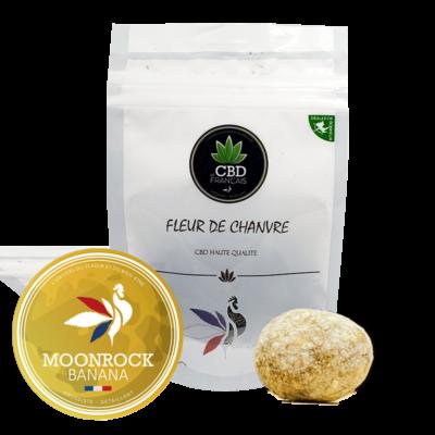 Moonrock Banana Consommables CBD France
