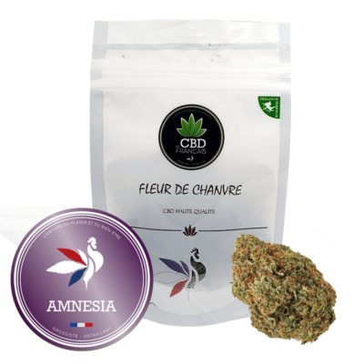 Amnesia Consommables CBD France