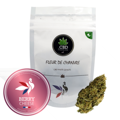 Berry Cheese Consommables CBD France
