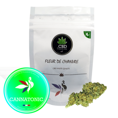 Cannatonic Consommables CBD France
