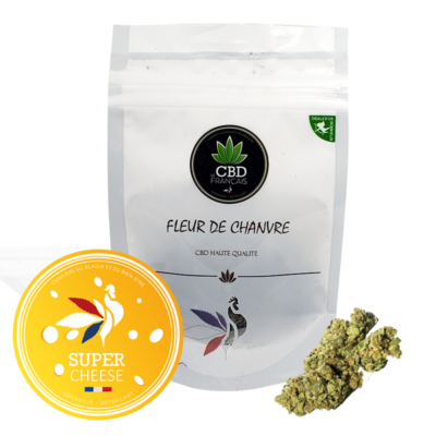 Super Cheese Consommables CBD France