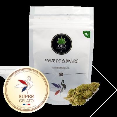 sUper Gelato Consommables CBD France
