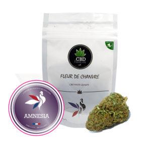 Amnesia Fleurs Consommables CBD France