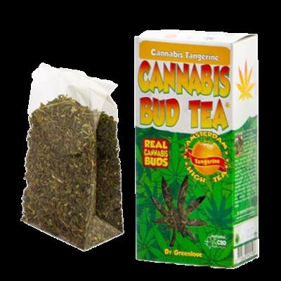 Thé-au-cannabis-gout-mandarine-alimentaires-le-cbd-France