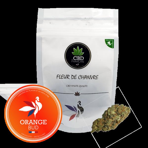 orange bud Consommables CBD France