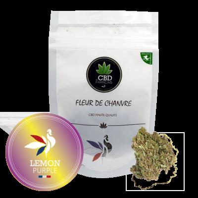 Lemon Purple - Consommables - CBD France